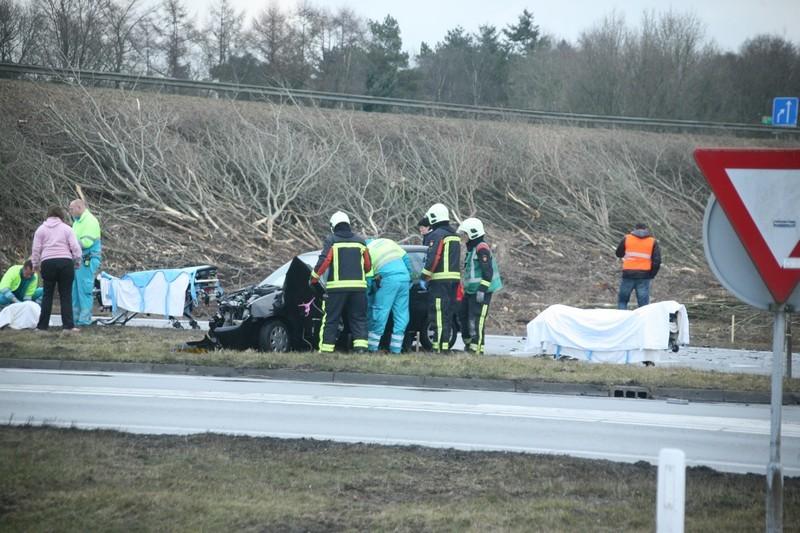 Gewonden bij ongeval Assen