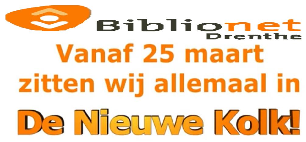 Biblionet Drenthe verkast