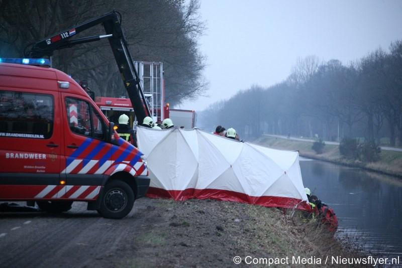 Dodelijk ongeval in Hijken