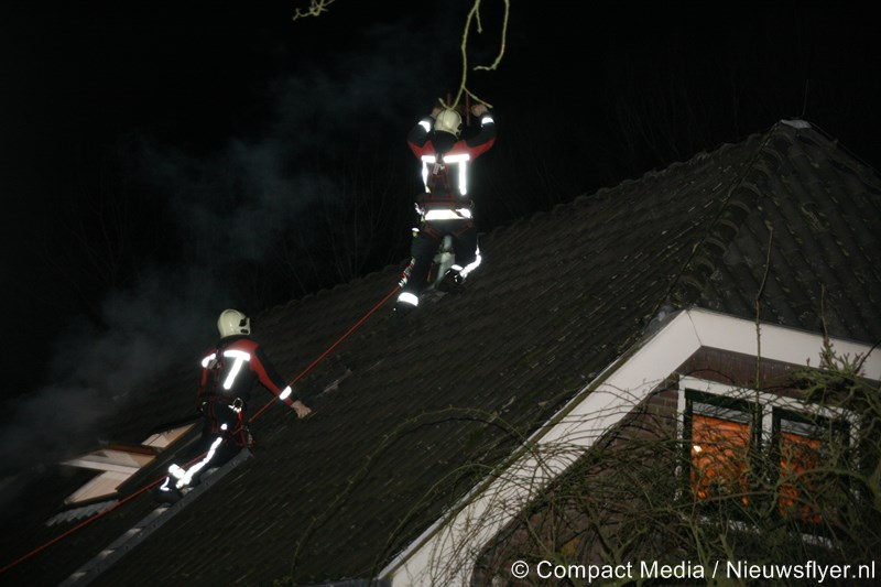 Automatisch brandalarm voorkomt erger in Ekehaar