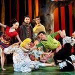 Concert Peter en de Wolf in Theater De Nieuwe Kolk op 10 april