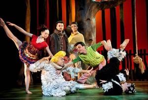 Peter en de Wolf in Theater De Nieuwe Kolk