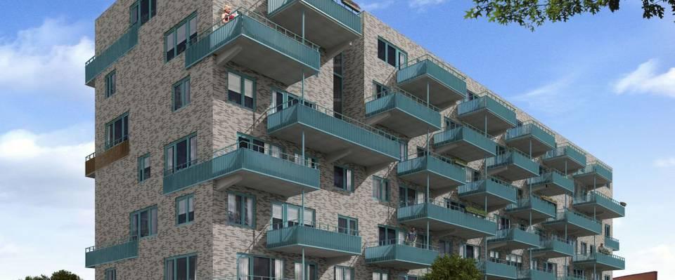 Opening appartementen 'Onder één dak'