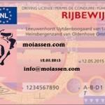 Alcomobilistes moeten rijbewijs inleveren