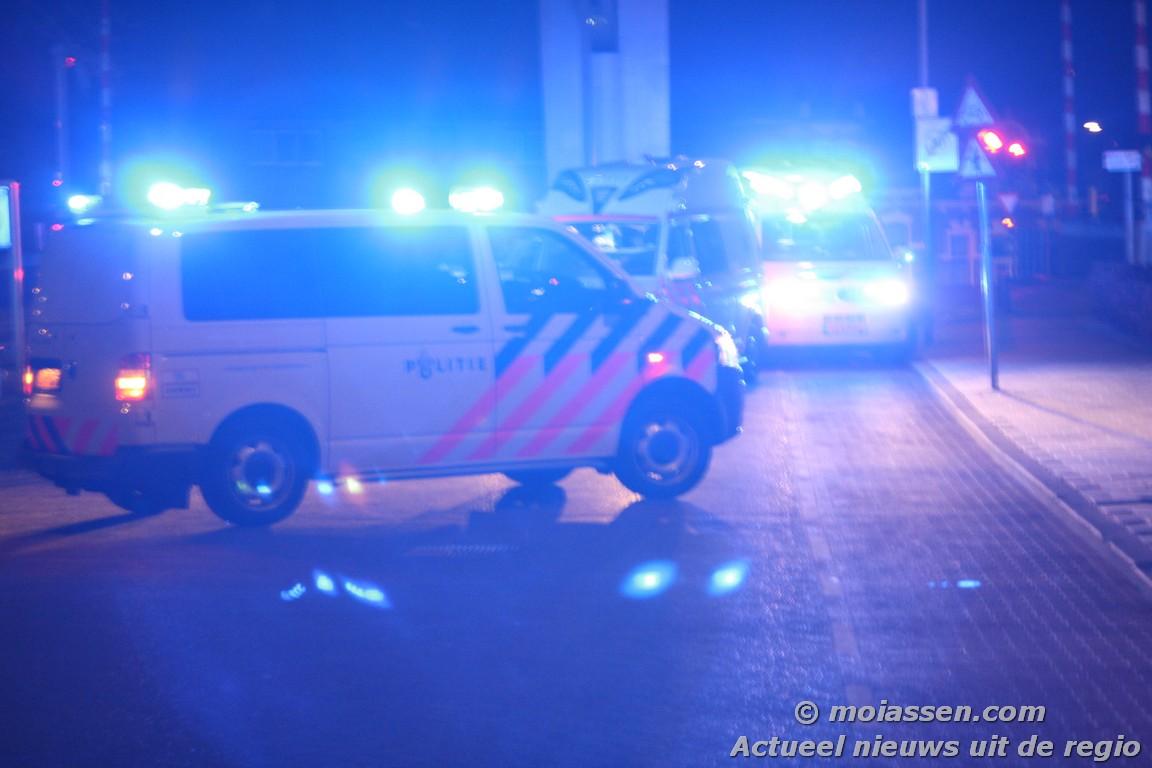 Voetgangers gewond na aanrijding