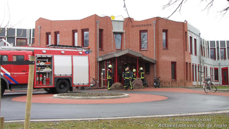 Toch brand bij GGZ Drenthe Assen