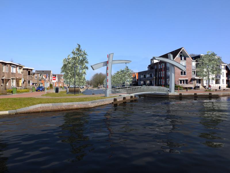 Drie ontwerpen voor fietsbrug hoek Vaart-Het Kanaal bekend