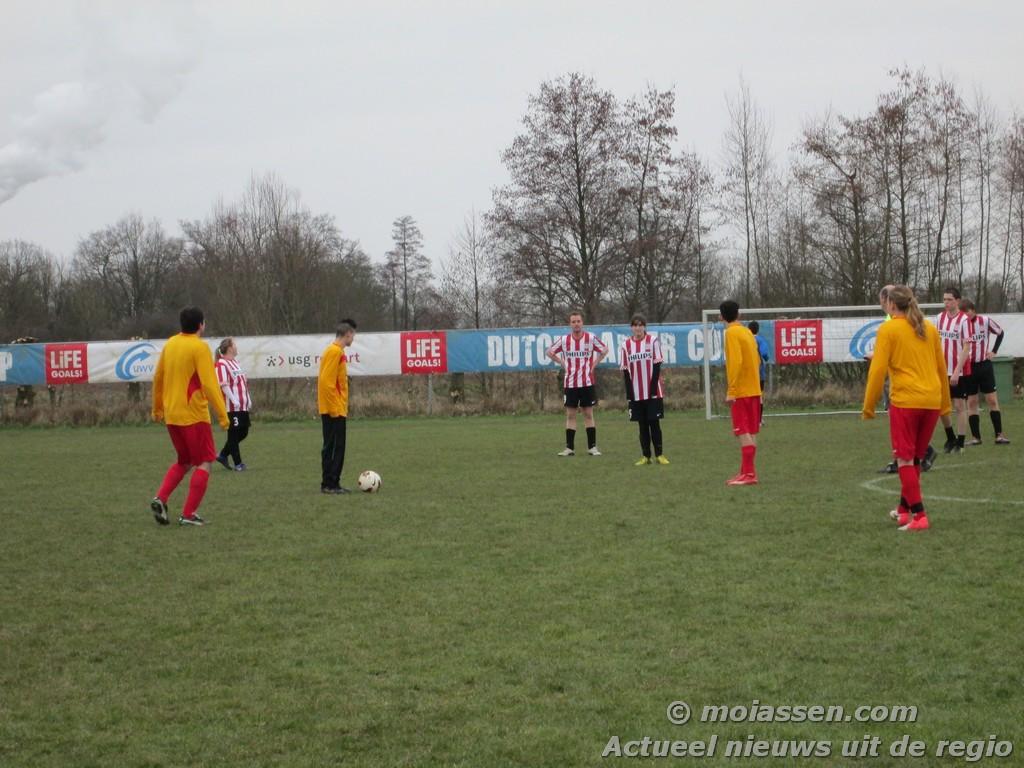 Dutch Career Cup toernooi 5 april in Assen