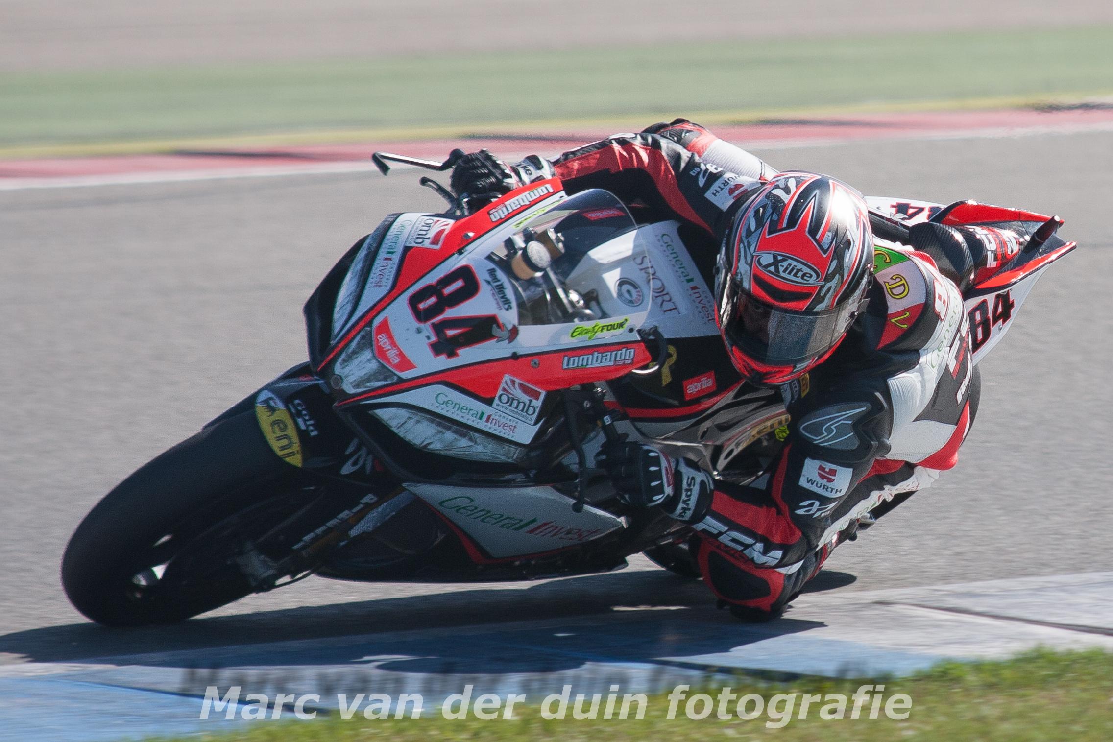 Sykes pakt de overwinning op het WK superbikes Assen
