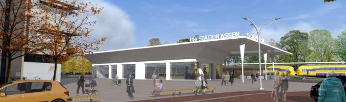 Wensen voor hoofdstation Assen