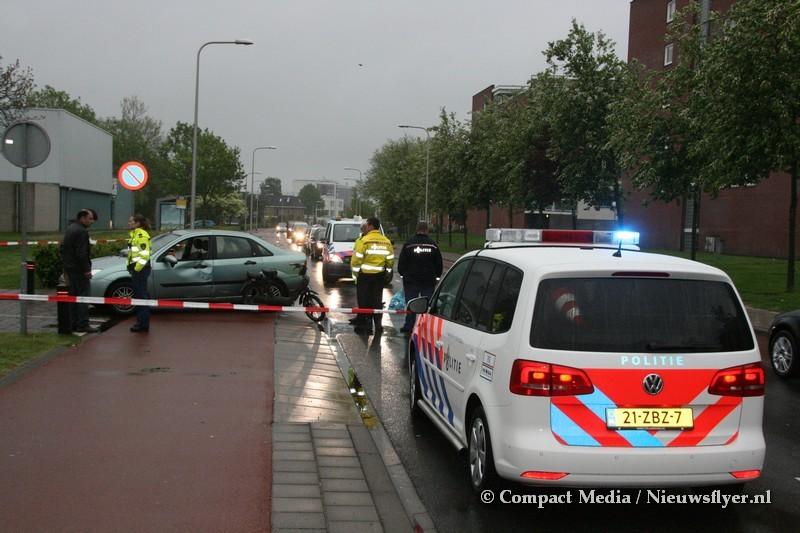 Meisje gewond na ongeval in Assen