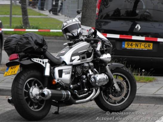 Onderweg bij de Honda GoldWing Club Holland in 2013 – MoiAssen