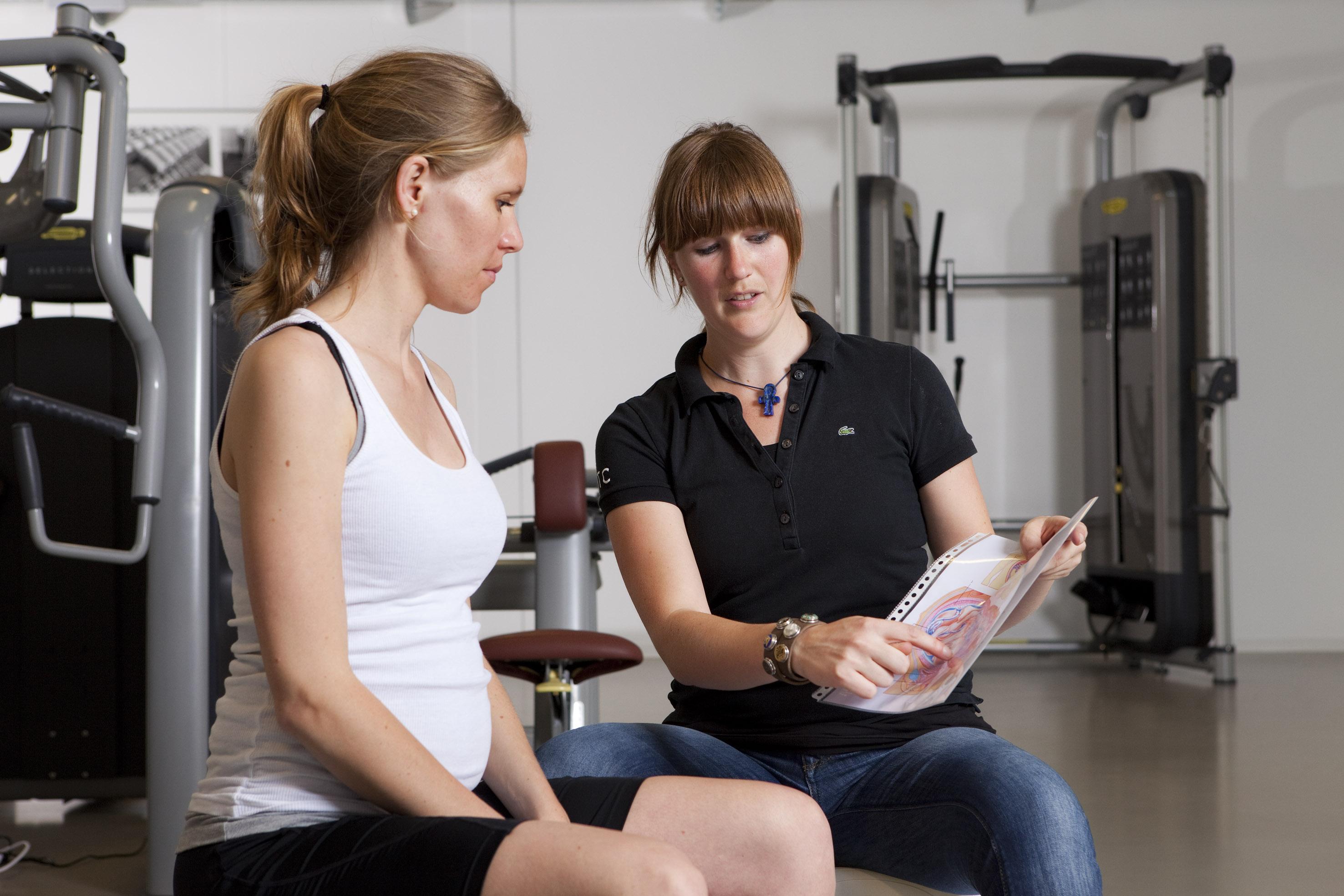 Nieuw bij SKS Fysiotherapie: ZwangerFit®