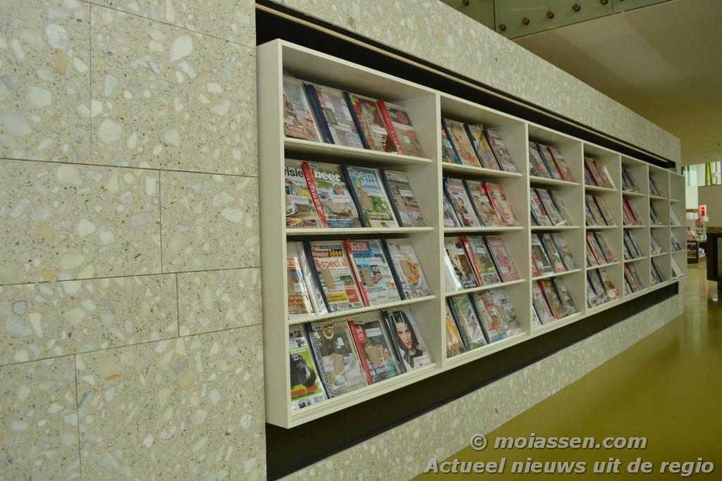 Bibliotheek Assen extra geopend op zondagmiddag 2 juni.