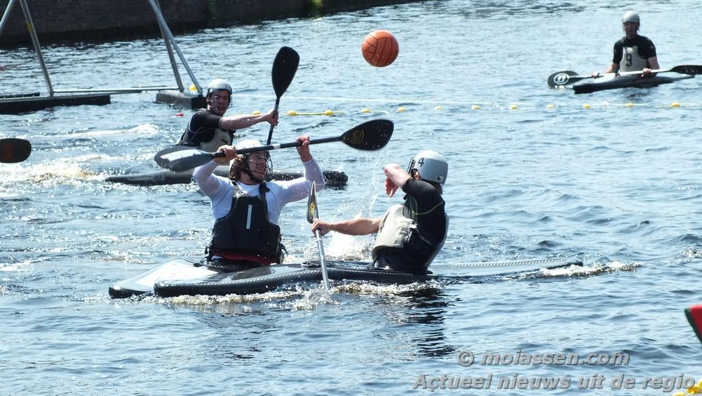 Grootste kano-evenement van Nederland in Assen