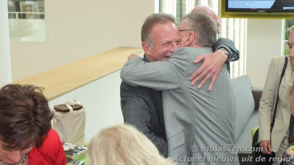 Afscheid na zes jaar Sicko Heldoorn als burgemeester van Assen