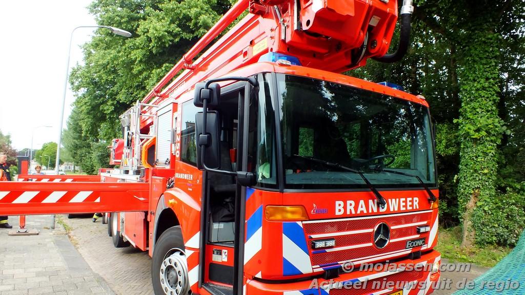 Brandweer regio Assen heeft lange aanrijtijden