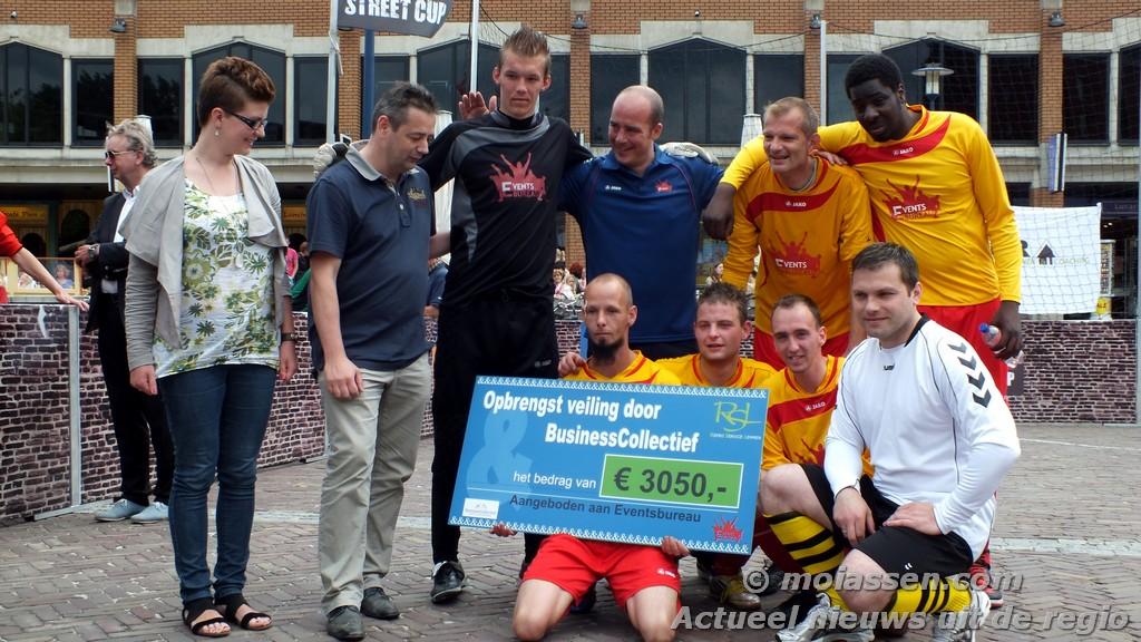 Geslaagd DSC toernooi in Assen!