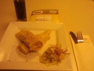 Roti kaas Klein Paramaribo