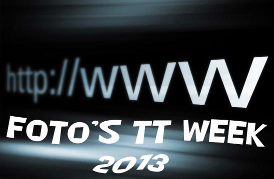 linken voor de foto's van het TT week 2013