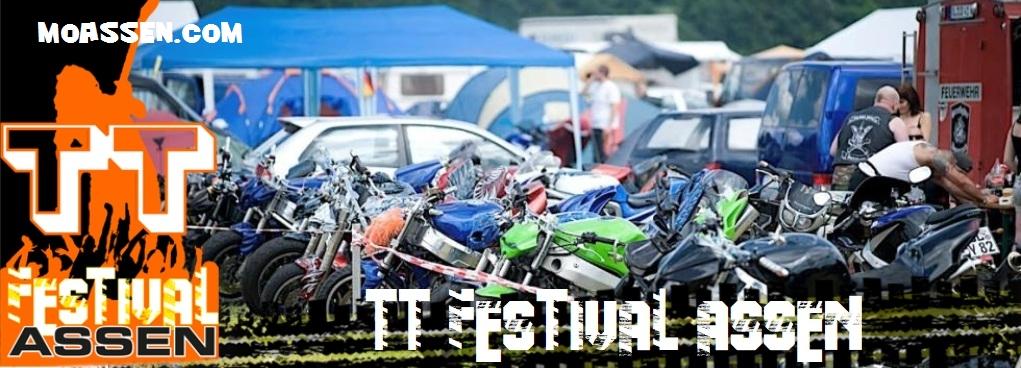 TT Festival woensdag op volle toeren