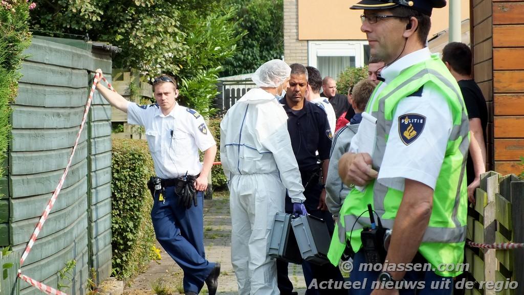 68-jarige man gewond bij schietincident in Assen(Update Video)