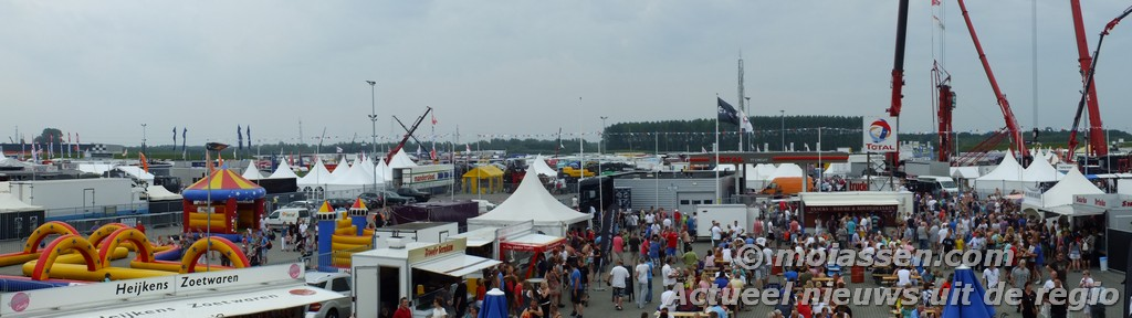 Het is zaterdagochtend tien uur geweest, en het Truckstar Festival 2013 is begonnen!(Update Foto's)