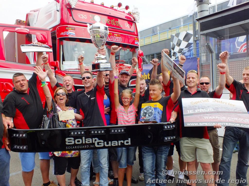 Geslaagd Truckstar Festival 2013 (Update Foto's)