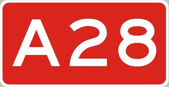 Noodmaatregelen A28 bij Assen