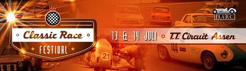Classic Race Festival 13 & 14 juli TT Circuit Assen