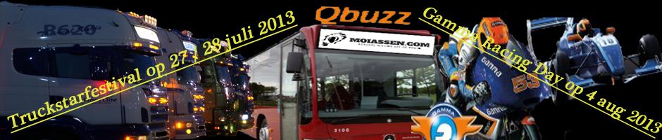 Pendelbussen naar TT-circuit ingezet tijdens evenementen