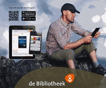 Kadootje van de bibliotheek: een selectie e-books voor op vakantie
