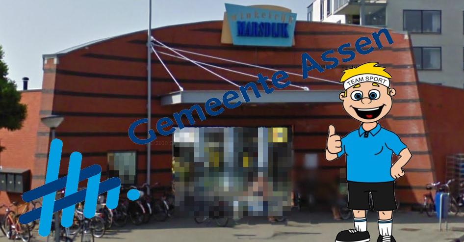 Sport Oriëntatie Dag op 17 augustus 2013 in Winkelcentrum Marsdijk.