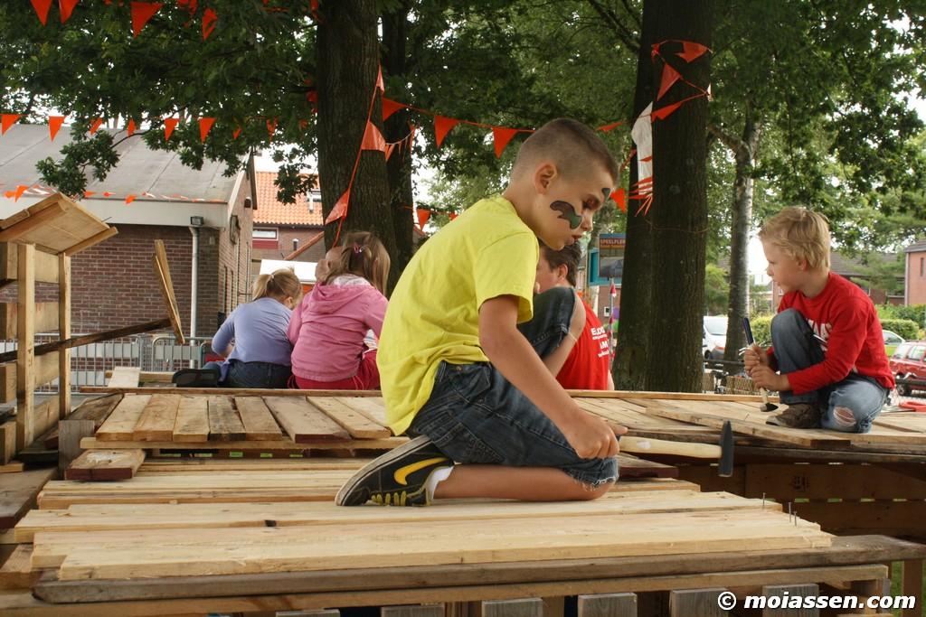 Speelvereniging De Poort organiseert kinderspelweek