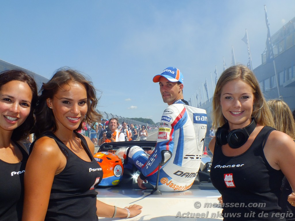 78.000 mensen bezoeken Gamma Racing Day op het TT-circuit in Assen