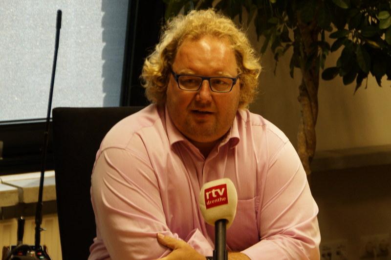 Wethouder Jaap Kuin (PvdA) treedt af