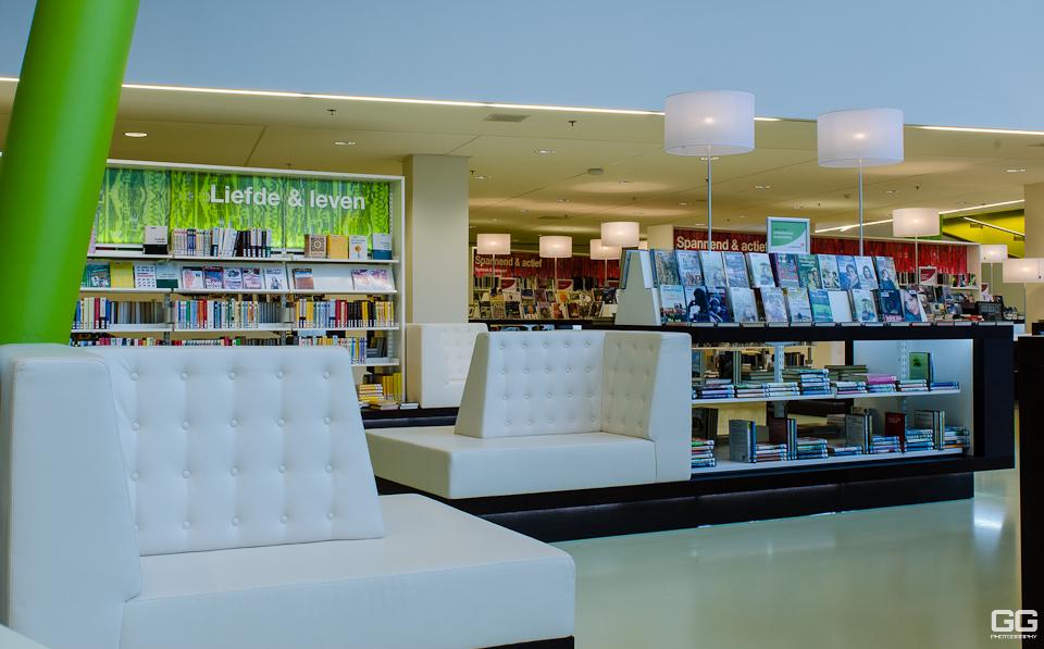 Bibliotheek Assen in De Nieuwe Kolk op zondag 1 september geopend
