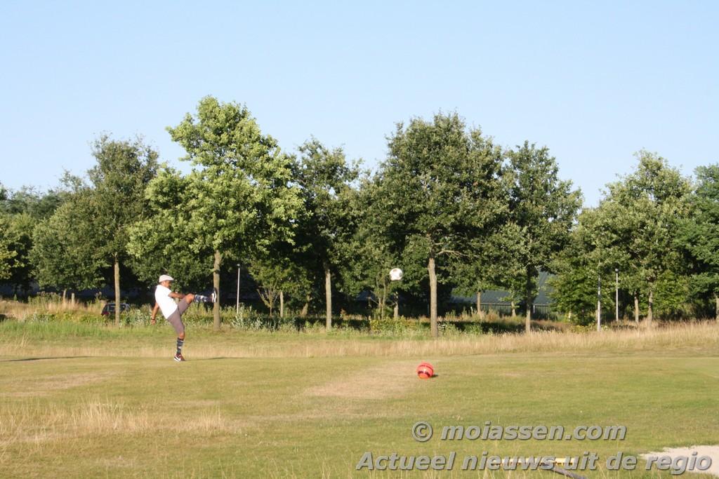 FootGolf op Golfbaan van Assen