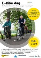 Poster_Assen E-bike dag2