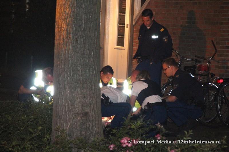 Politie moeite met arrestatie van verdachte van mishandeling