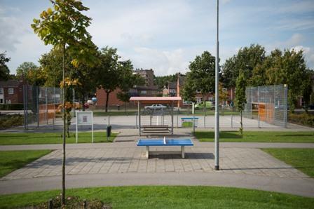 De bewoners van de Stadhouderslaan/Benthem in Assen organiseren buurtspeeldag