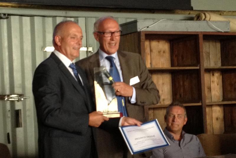 Nieuwe trots van Drenthe Veenvaart wint Nationale Motorbootvaren Prijs 2013
