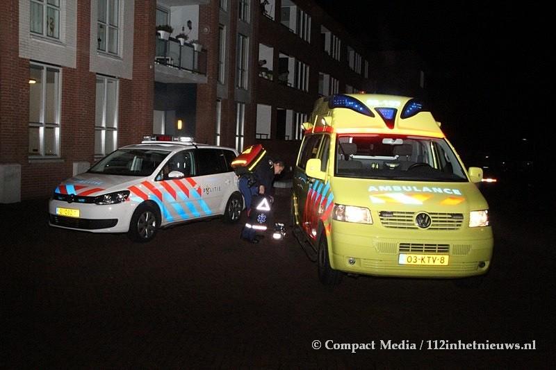 Vrouwen gewond bij incident aan de Terreplein in Assen