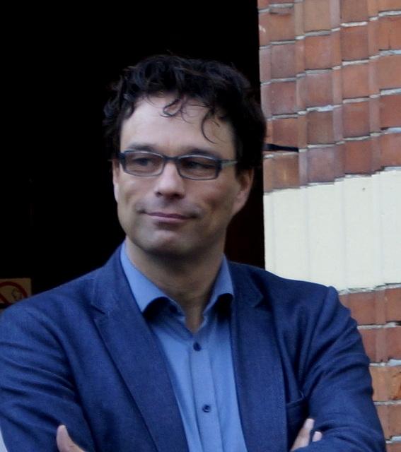 Maurice Hoogeveen lijsttrekker D66 Assen