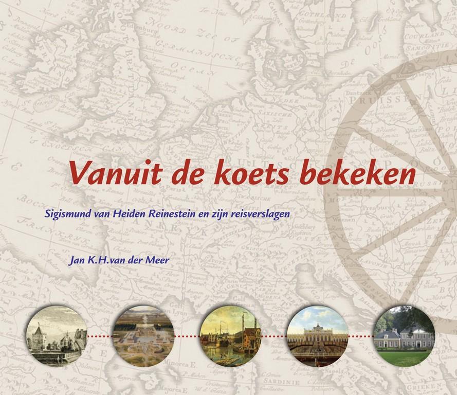 Sigismund op bezoek bij Vanderveen ter ere van boek