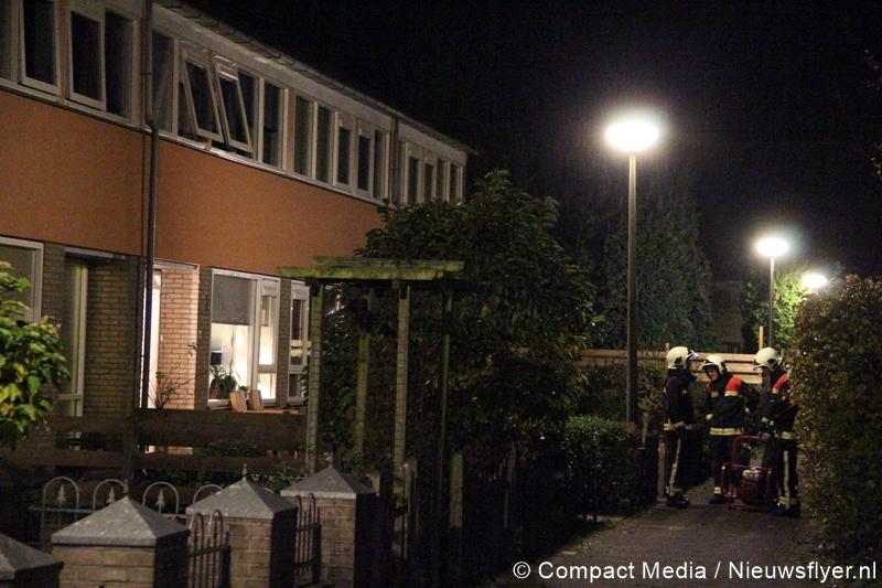 Brandweer gealarmeerd voor nacontrole in Assen