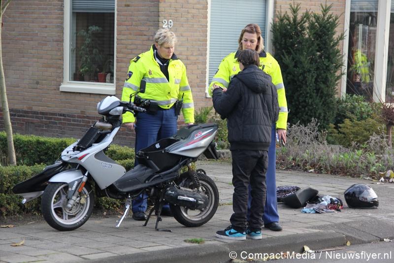 112 Kort: Ongeval op de Pelikaanstraat in Assen