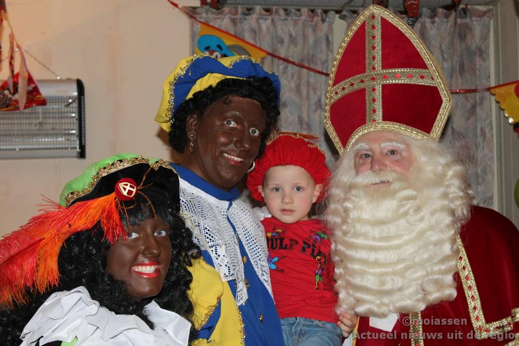 Verzamelpunt Assen organiseerd een Sinterklaas middag
