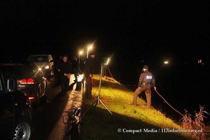 Politie doet onderzoek naar mogelijke ontvoering langs de Drentse Hoofdvaart in Assen