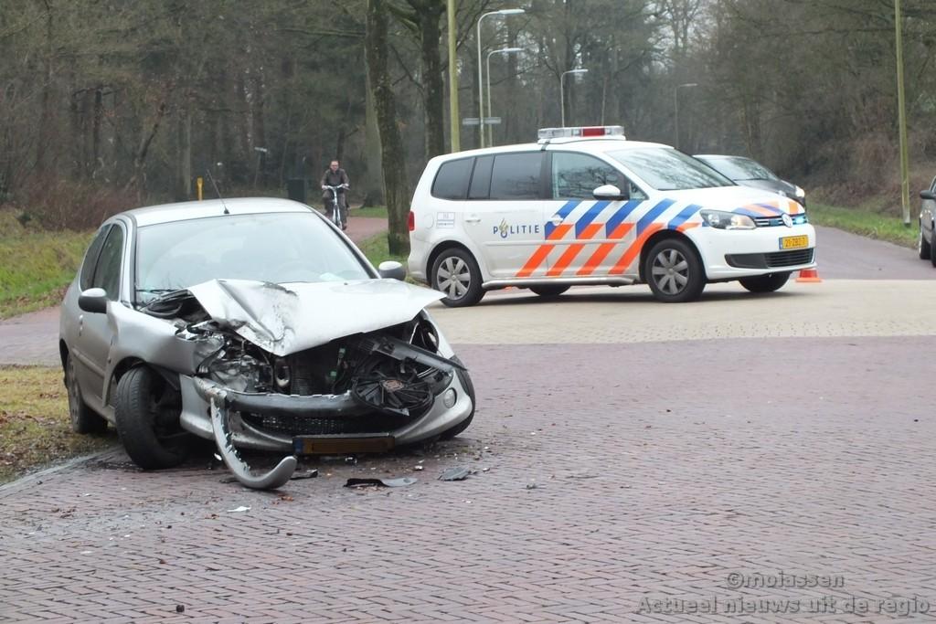 Eenzijdig ongeval in Assen